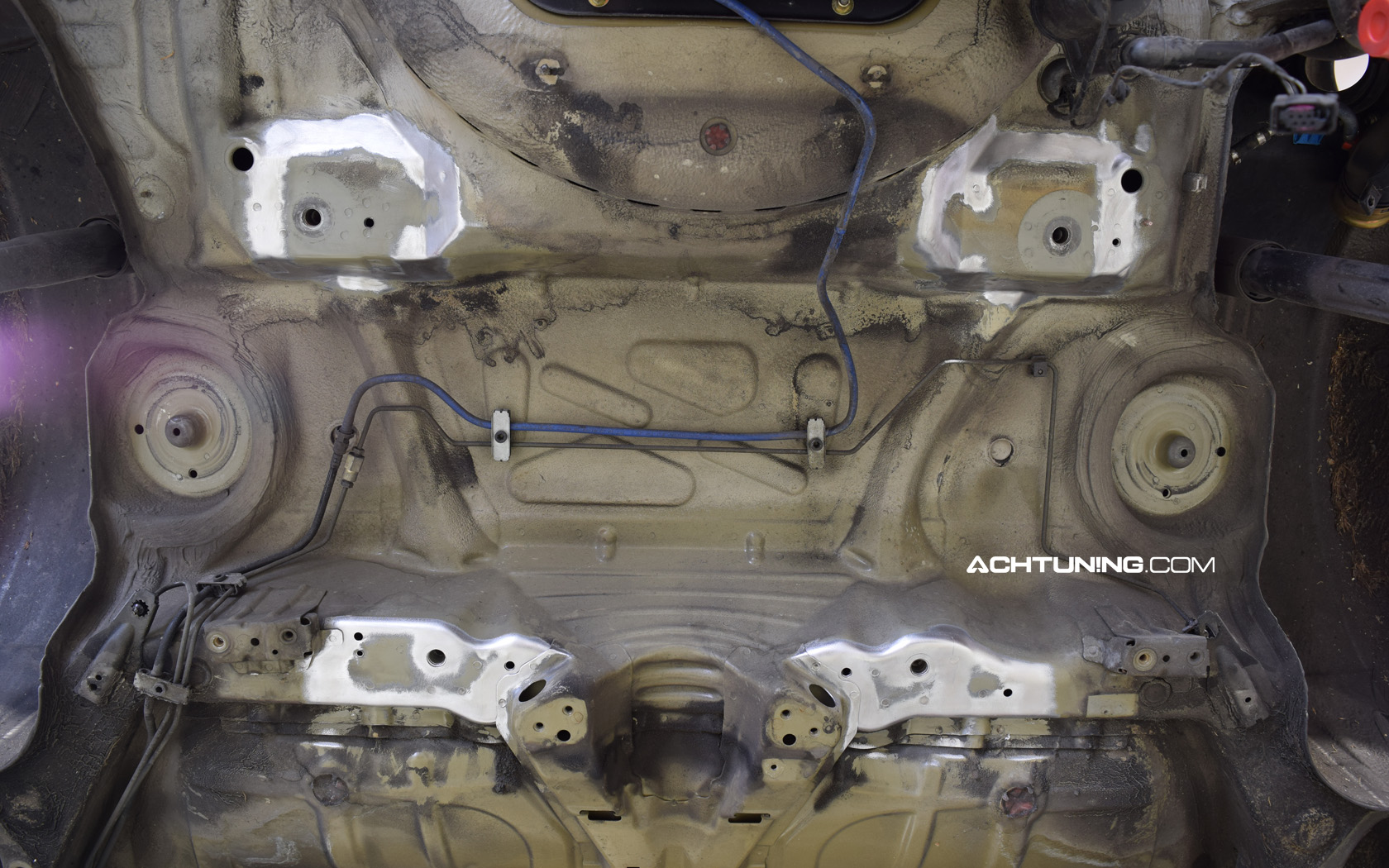 Akg Subframe Reinforcement Plates For Bmw E36 46 3