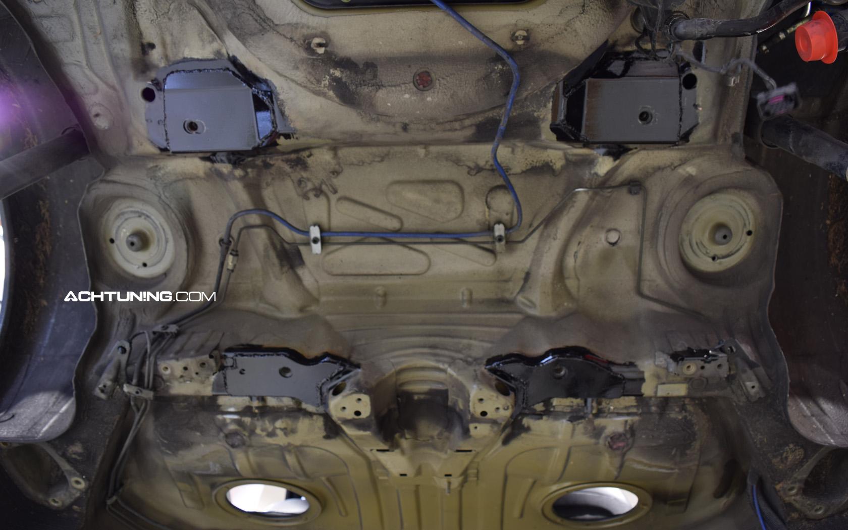 akg subframe reinforcement plates for bmw e36 46 3 series audi