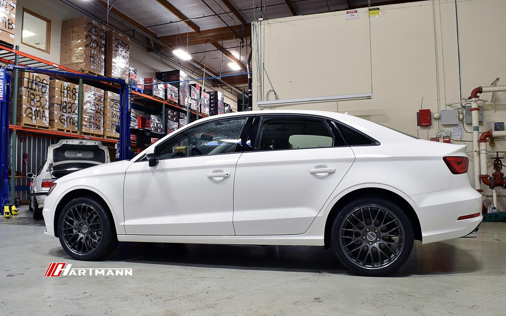 Vw Dealers Ma >> Hartmann Euromesh 4-GA Wheels for Audi fitment - Hartmann ...