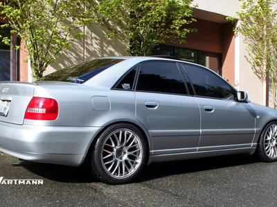 Audi b5 s4 hartmann euromesh 4a 18 3 hwm