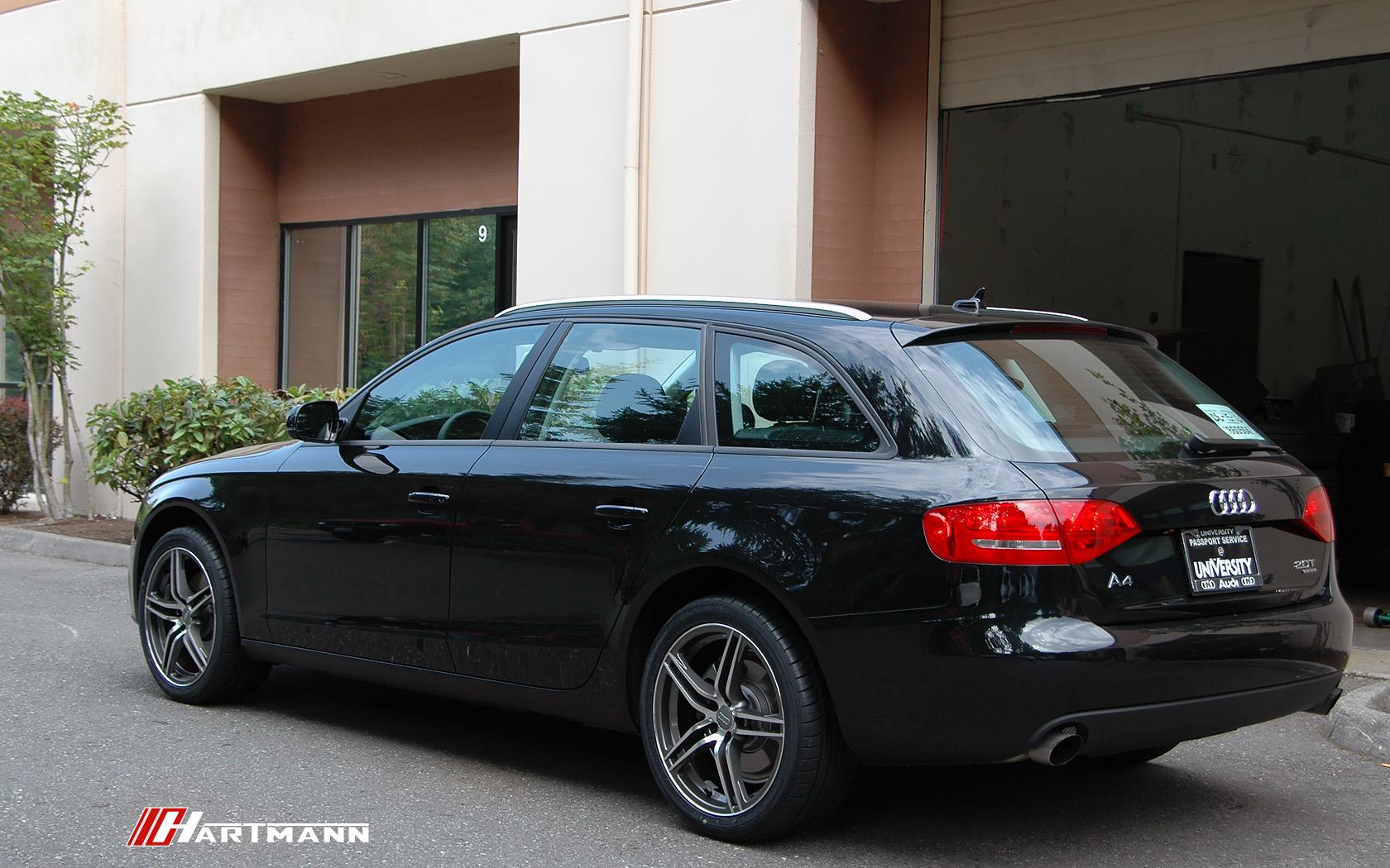 Hartmann Hr8 Ga M Wheels For Audi Fitment Hartmann Wheels
