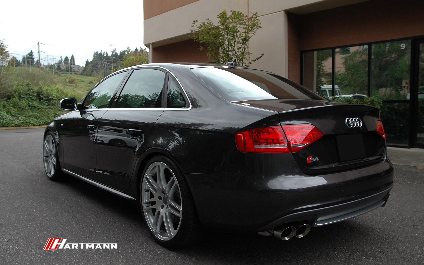 Audi b8 s4 hartmann hrs4 252 hs 20 jh2 hwm