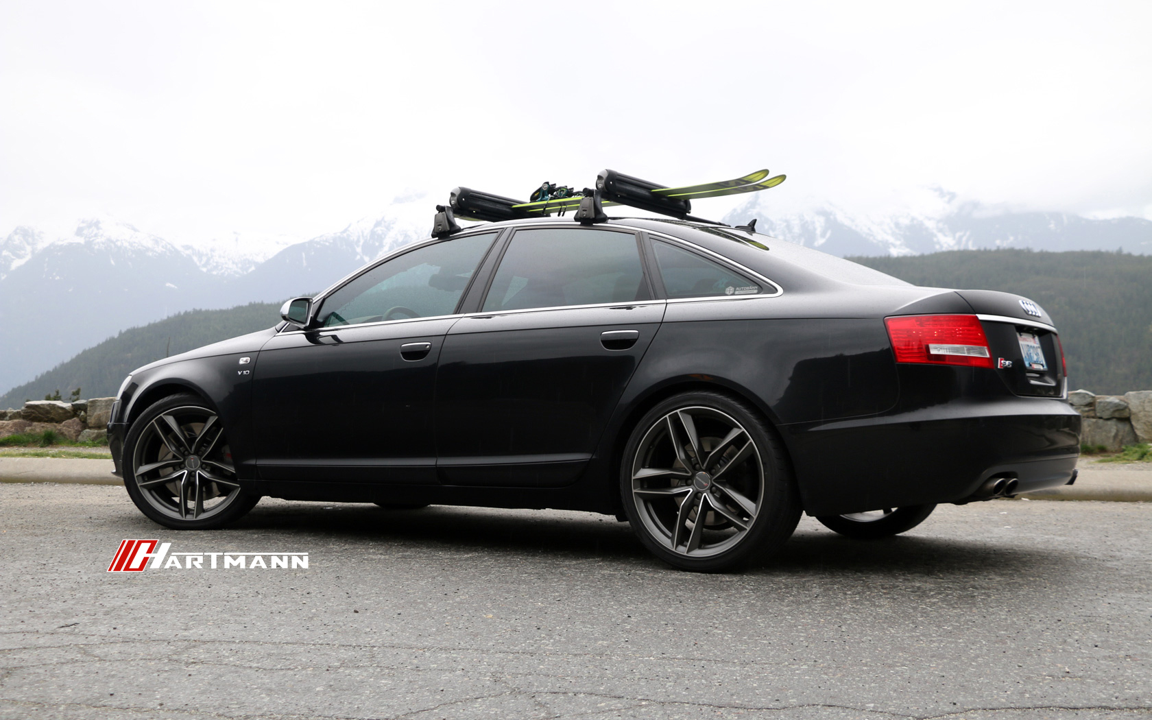 Hartmann Hrs6 091 Ma M Wheels For Audi Fitment Hartmann
