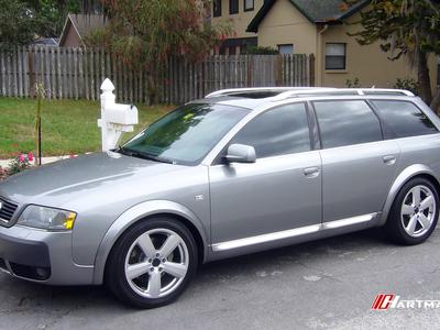 Audi c5 allroad hartmann hrs6 172 gs 18 bb1 hwm