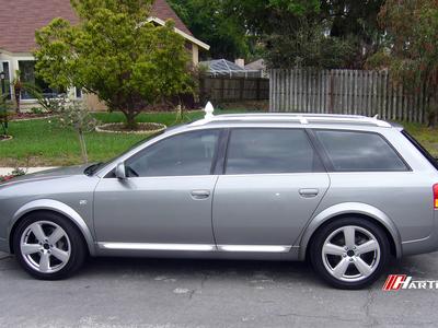 Audi c5 allroad hartmann hrs6 172 gs 18 bb2 hwm