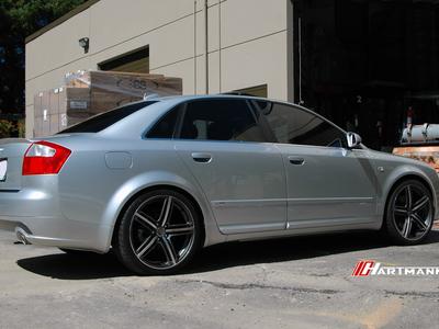 Audi b6 a4 hartmann wheels hrs6 204 gam 19 mw1 hwm