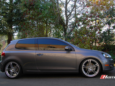 Volkswagen mkvi golf hartmann g5 gs 19 rg3 hwm
