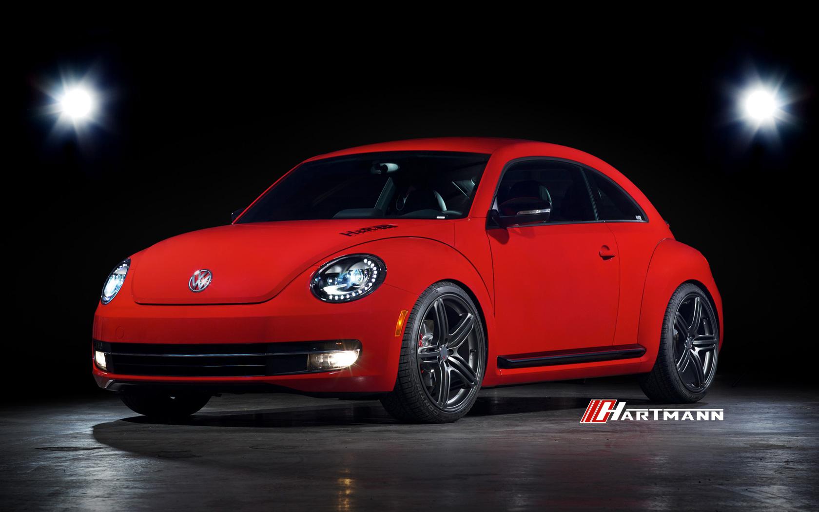 Hartmann Hrs6 204 Ma Wheels For Volkswagen Fitment