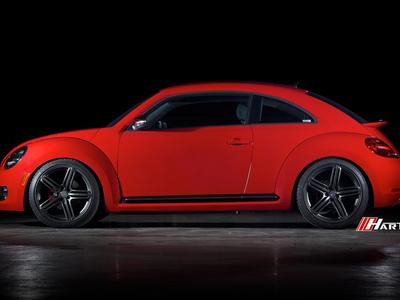 Volkswagen mkii beetle hartmann wheels hrs6 204 ma 20 hr2 hwm