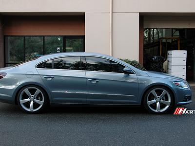 Volkswagen cc hartmann wheels htt 256 gs 19 kd3 hwm