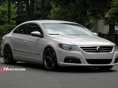 Volkswagen cc hartmann wheels htt 256 mam 19 ds4 hwm