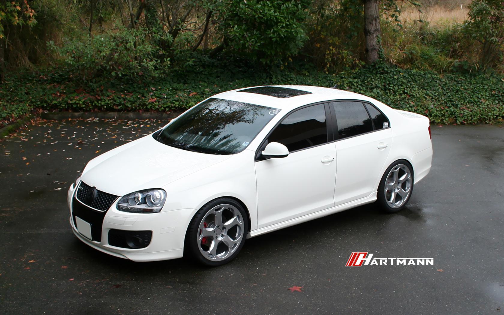 Volkswagen mkv jetta hartmann wheels g5 gs 19 le1 hwm