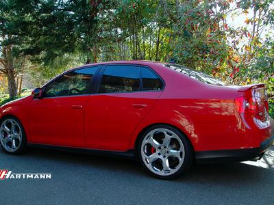 Volkswagen mkv jetta hartmann wheels g5 gs 19 jg2 hwm