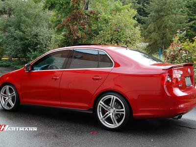 Volkswagen mkv jetta hartmann wheels hr8 gsm 19 jg3 hwm