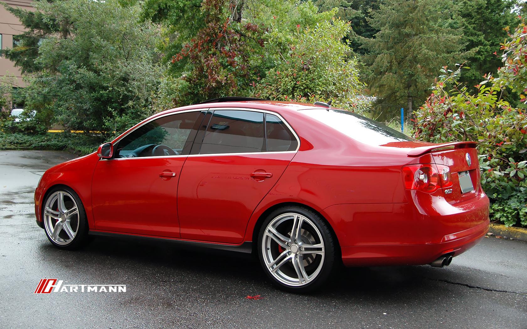 VW Wheels, stock replicas - Hartmann Wheels