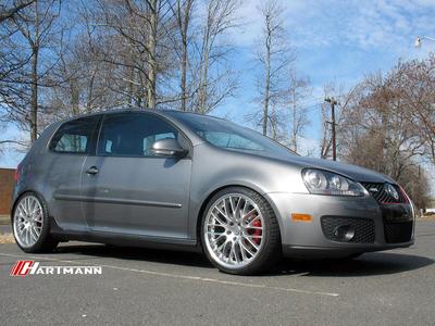 Volkswagen mkv golf hartmann wheels euromesh 3 gsml 19 j1 hwm