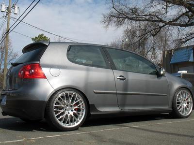 Volkswagen mkv golf hartmann wheels euromesh 3 gsml 19 j2 hwm