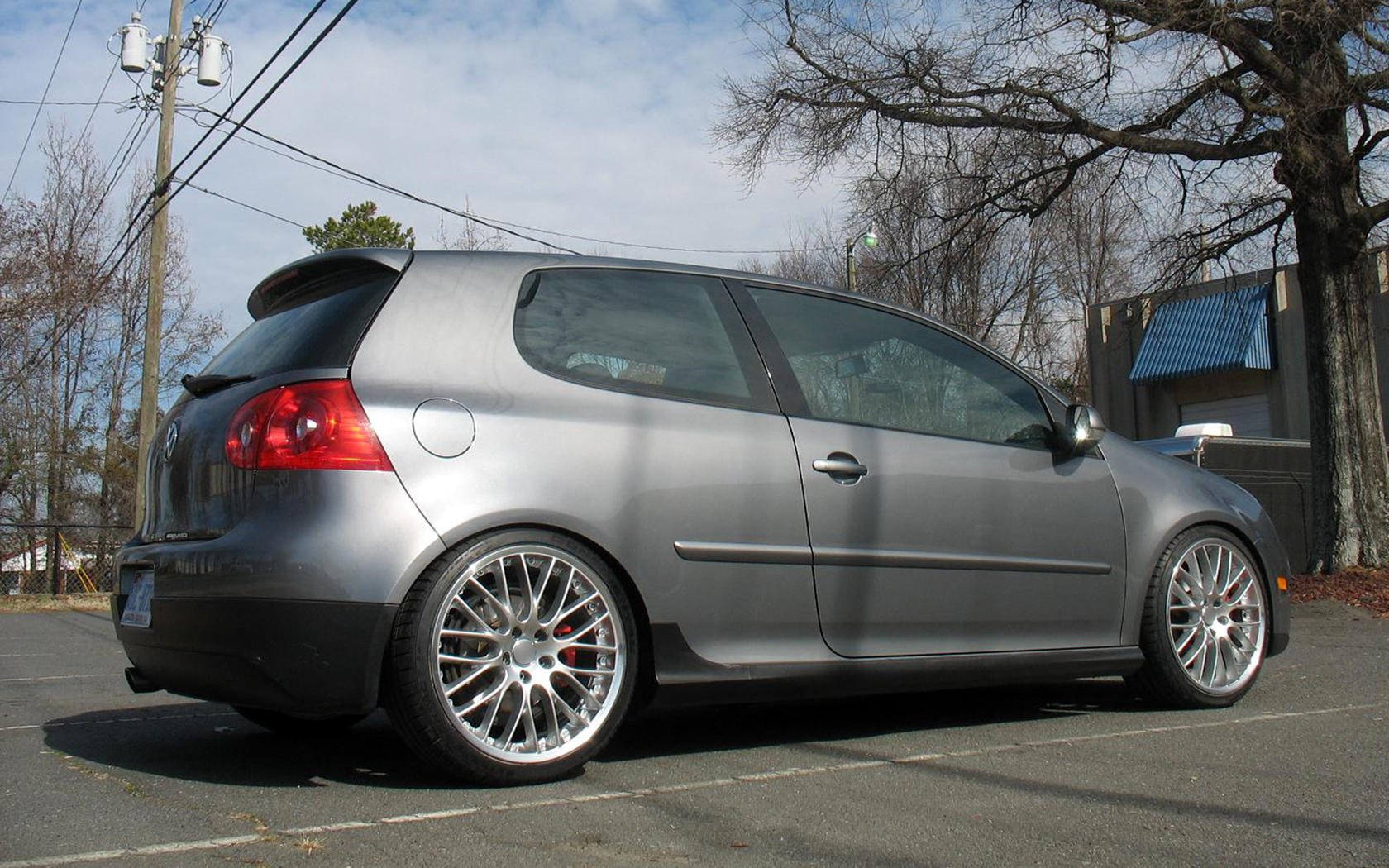 Hartmann Euromesh 3-GS:ML Wheels for Volkswagen fitment - Hartmann Wheels