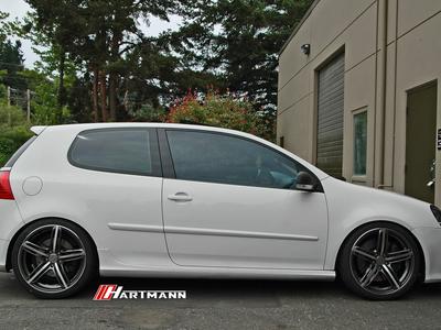 Volkswagen mkv r32 hartmann wheels hrs6 204 gam 19 nl1 hwm