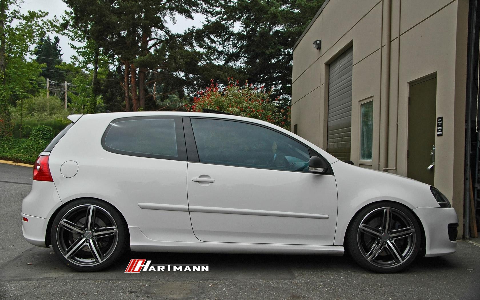 Hartmann HRSGAM Wheels For Volkswagen Fitment Hartmann Wheels - Volkswagen ga