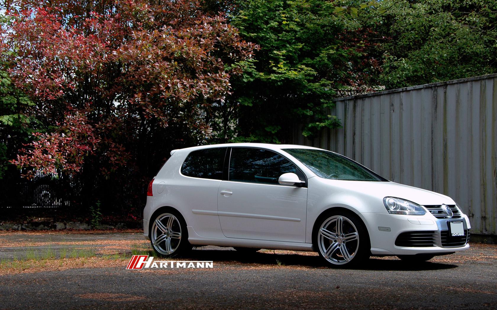 Volkswagen mkv r32 hartmann wheels hrs6 204 gs 19 ww1 hwm