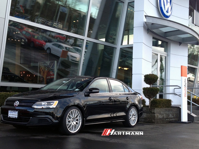 Volkswagen mkvi jetta hartmann wheels euromesh 3 gsml 19 pv1 hwm