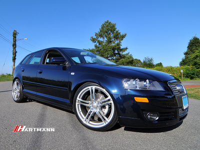 Audi 8p a3 hartmann wheels hr8 gsm 19 kc1 hwm