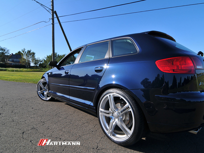 Audi 8p a3 hartmann wheels hr8 gsm 19 kc2 hwm