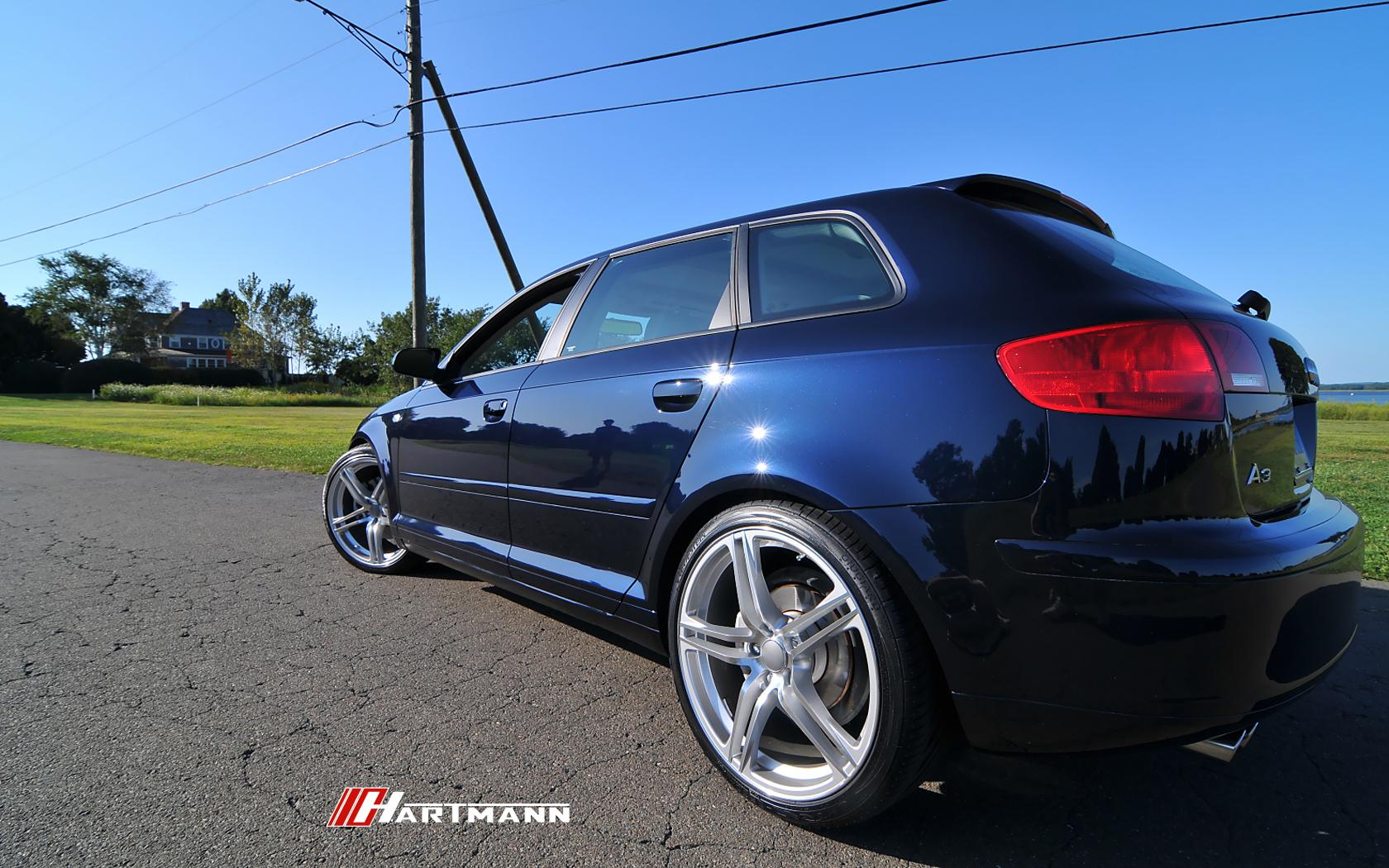 Hartmann Hr8 Gs M Wheels For Audi Fitment Hartmann Wheels