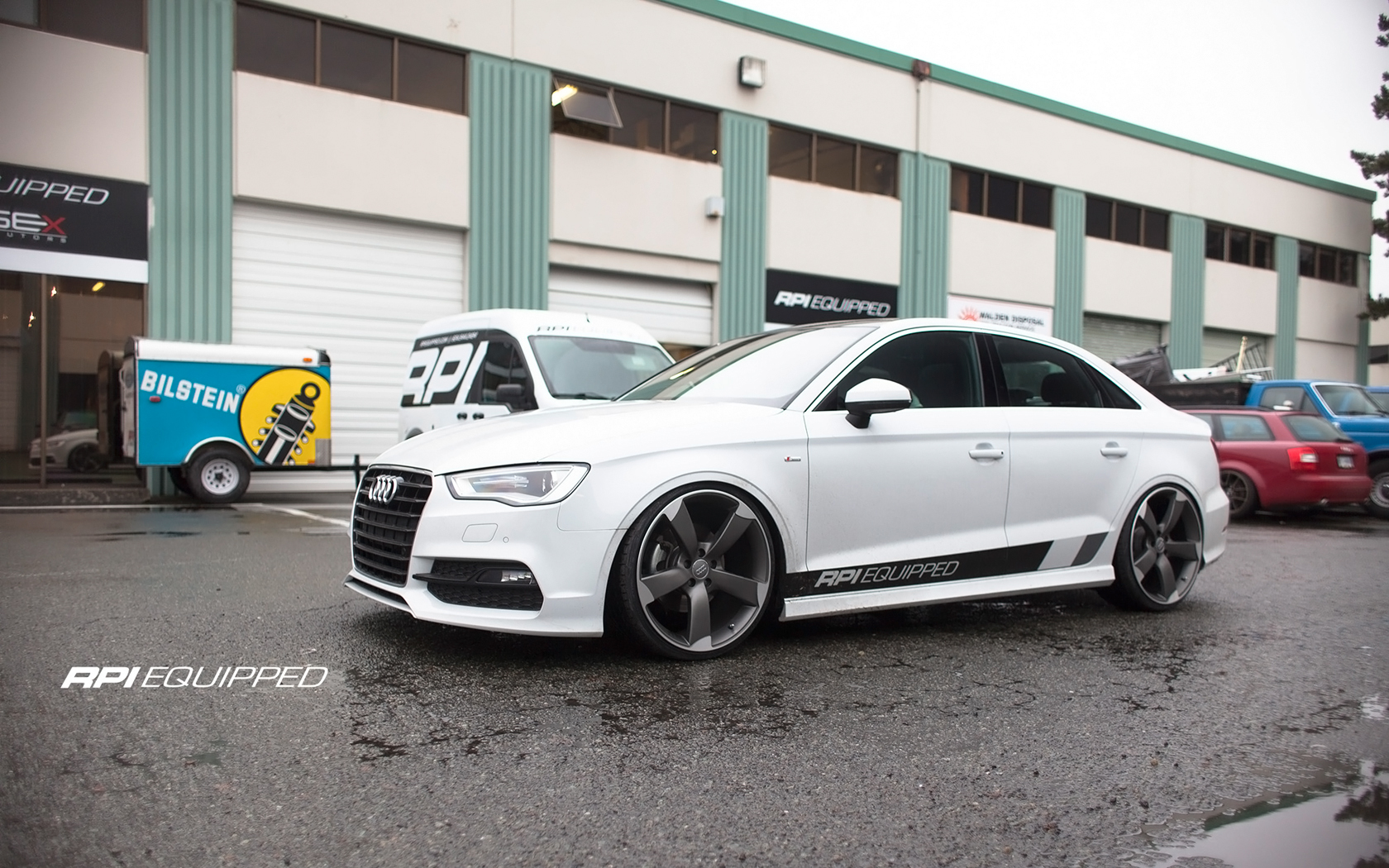 Ma Ford Dealers Hartmann HTT-256-MA:M Wheels for Audi fitment - Hartmann ...