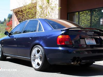 Audi b5 a4 hartmann wheels hr8 gsm 18 abt2 hwm