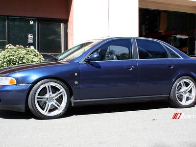 Audi b5 a4 hartmann wheels hr8 gsm 18 abt3 hwm