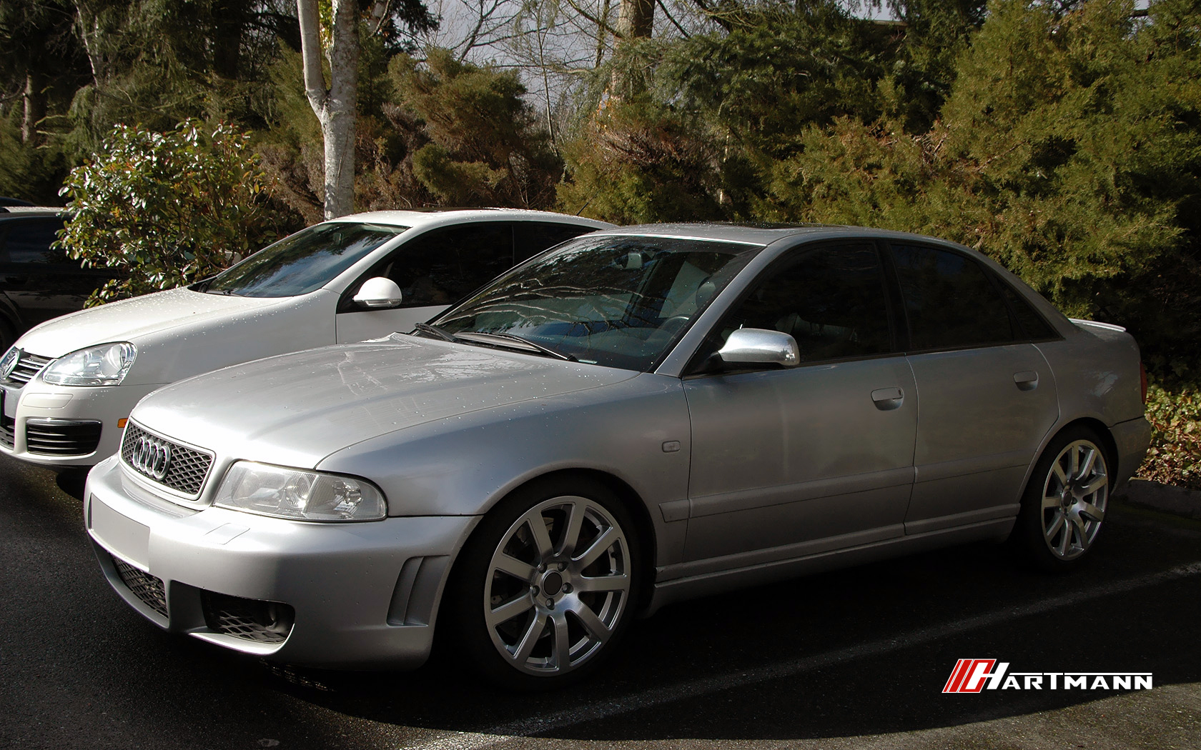 Audi b5 s4 hartman wheels hrs4 dtm gs 18 jr1 hwm