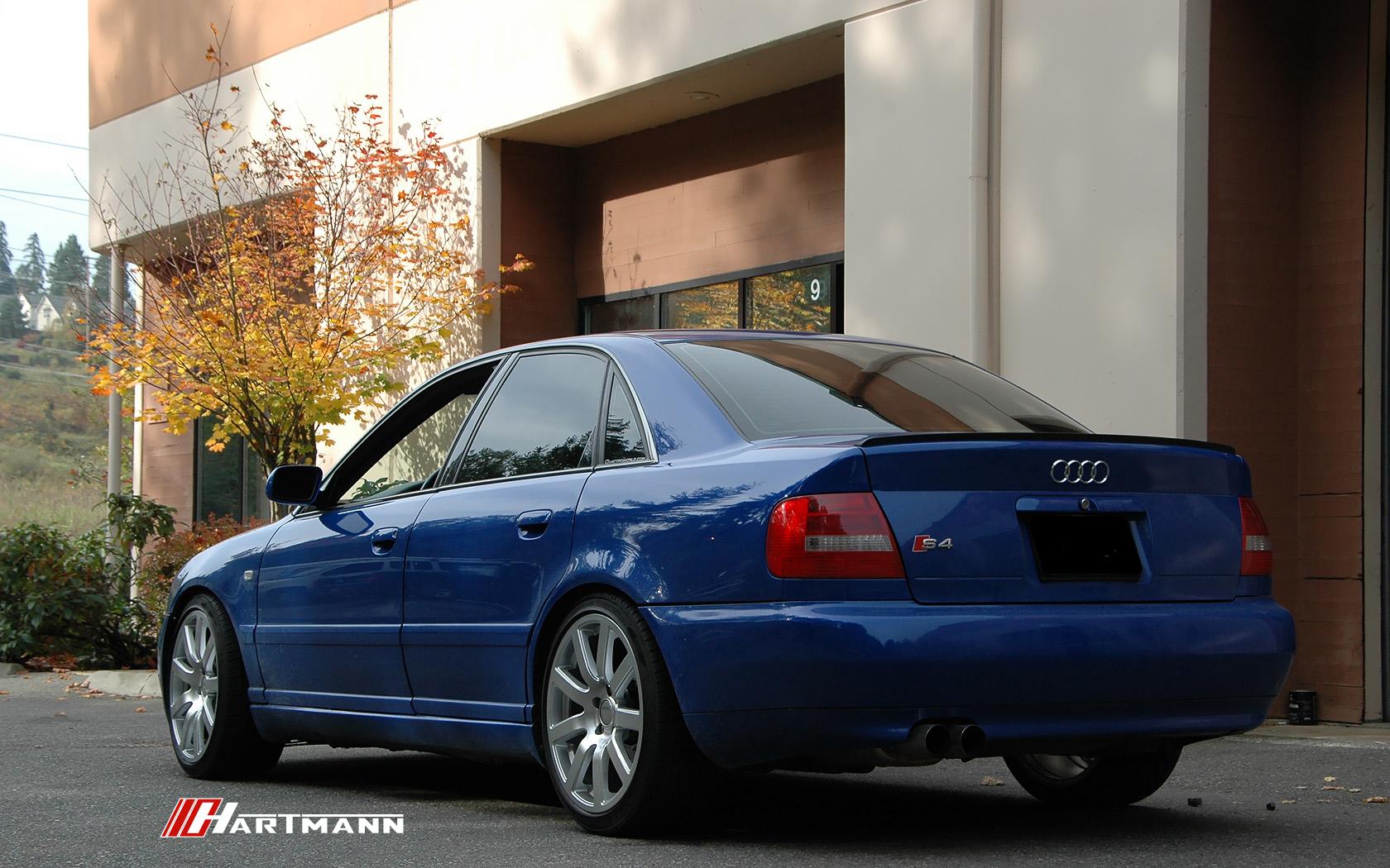 Audi b5 s4 hartmann wheels hrs4 dtm gs 18 tm1 hwm