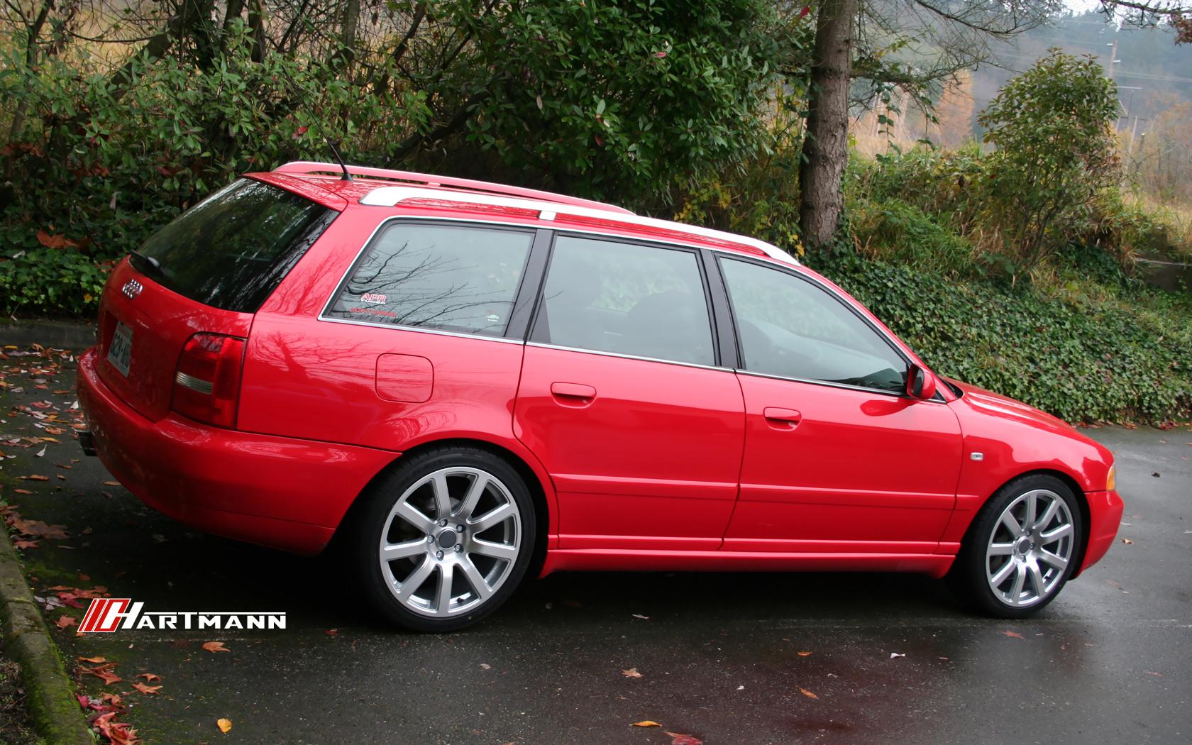 Audi b5 s4 hartmann wheels hrs4 dtm gs 18 ty3 hwm