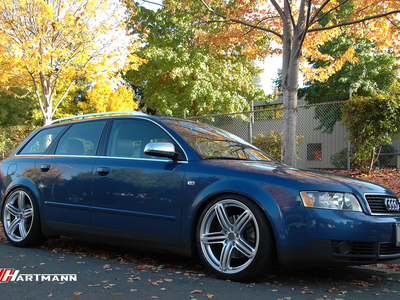 Audi b6 a4 hartmann wheels hrs6 204 gs 19 cb1 hwm