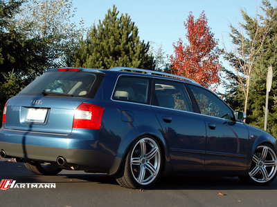 Audi b6 a4 hartmann wheels hrs6 204 gs 19 cb2 hwm