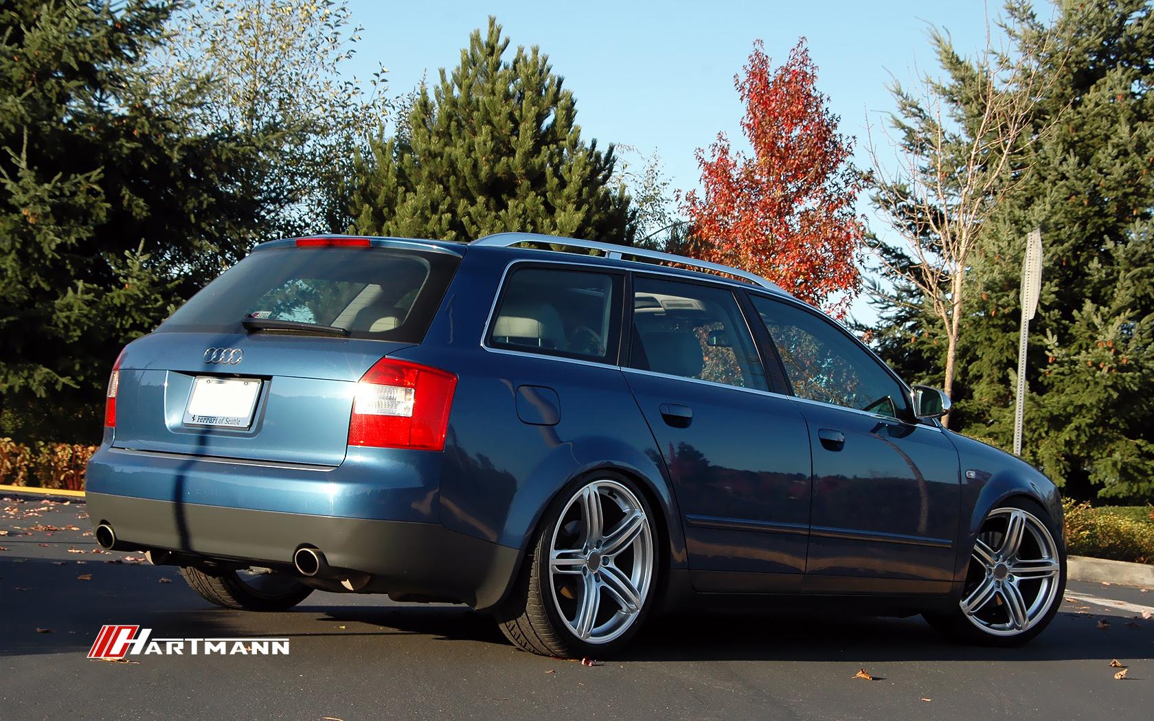 Audi b6 a4 hartmann wheels hrs6 204 gs 19 cb2 hwm
