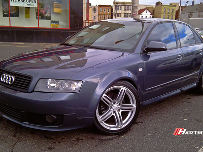Audi b6 a4 hartmann wheels hrs6 204 gs 18 jb1 hwm