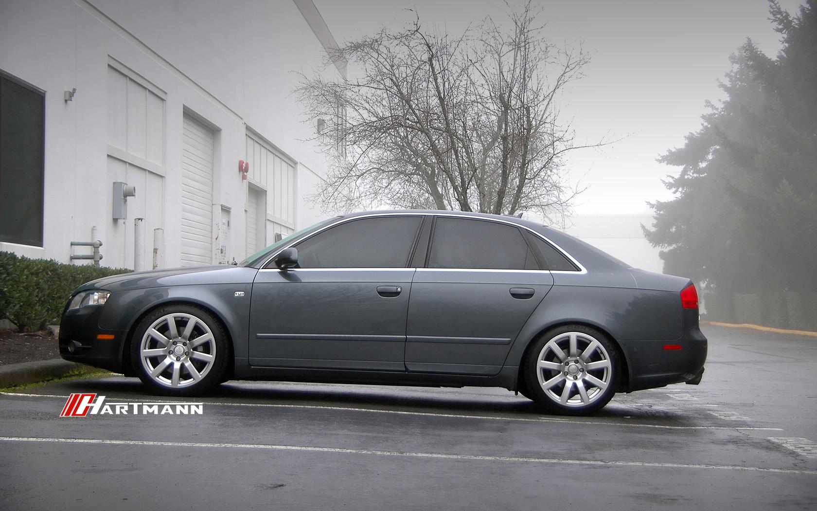 Audi b7 a4 hartmann wheels hrs4 dtm gs 18 hwm