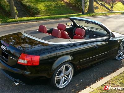Audi b6 s4 hartmann wheels hr8 gsm 19 vf1 hwm