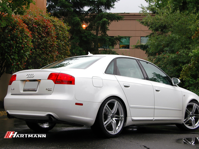 Audi b7 a4 hartmann wheels hr8 gsm 19 as1 hwm