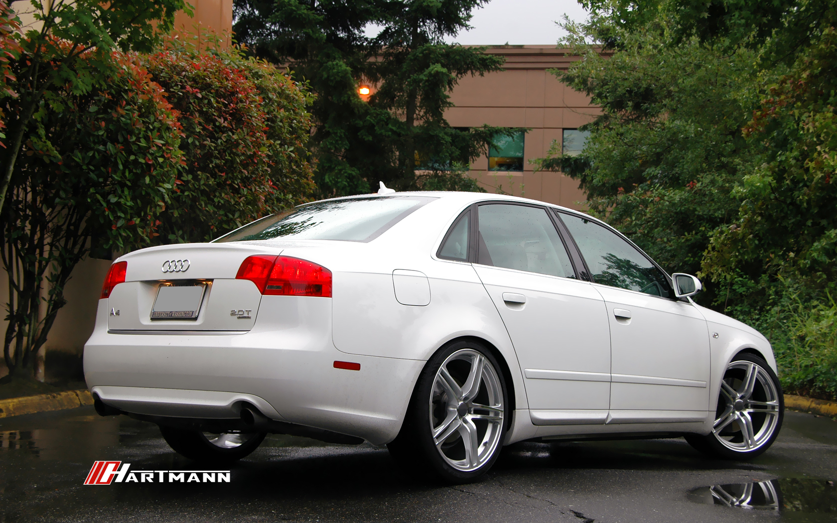Hartmann Hr8 Gs M Wheels For Audi Fitment Hartmann Wheels
