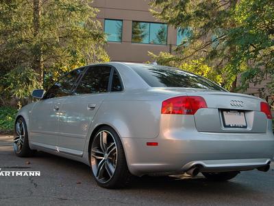 Audi b7 a4 hartmann wheels hs5 209 gam 19 jd1 hwm