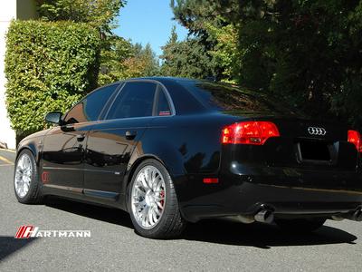 Audi b7 a4 hartmann wheels euromesh 4 gs nk1 hwm