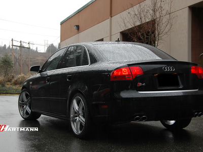 Audi b7 s4 hartmann wheels hr8 gsm 19 cr1 hwm