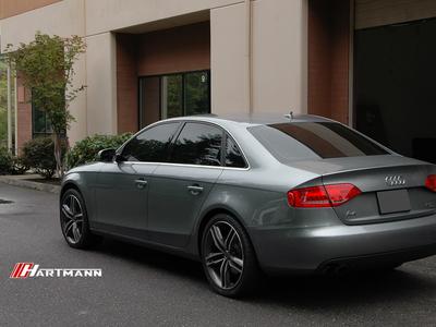 Audi b8 a4 hartmann wheels hs5 209 gam 19 hwm