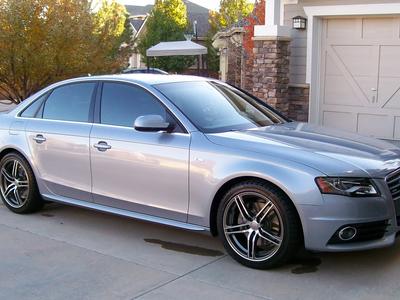 Audi b8 a4 hartmann wheels hr8 gam 18 jp1 hwm