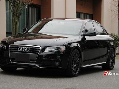 Audi b8 a4 hartmann wheels euromesh 4 ga 18 vl1 hwm