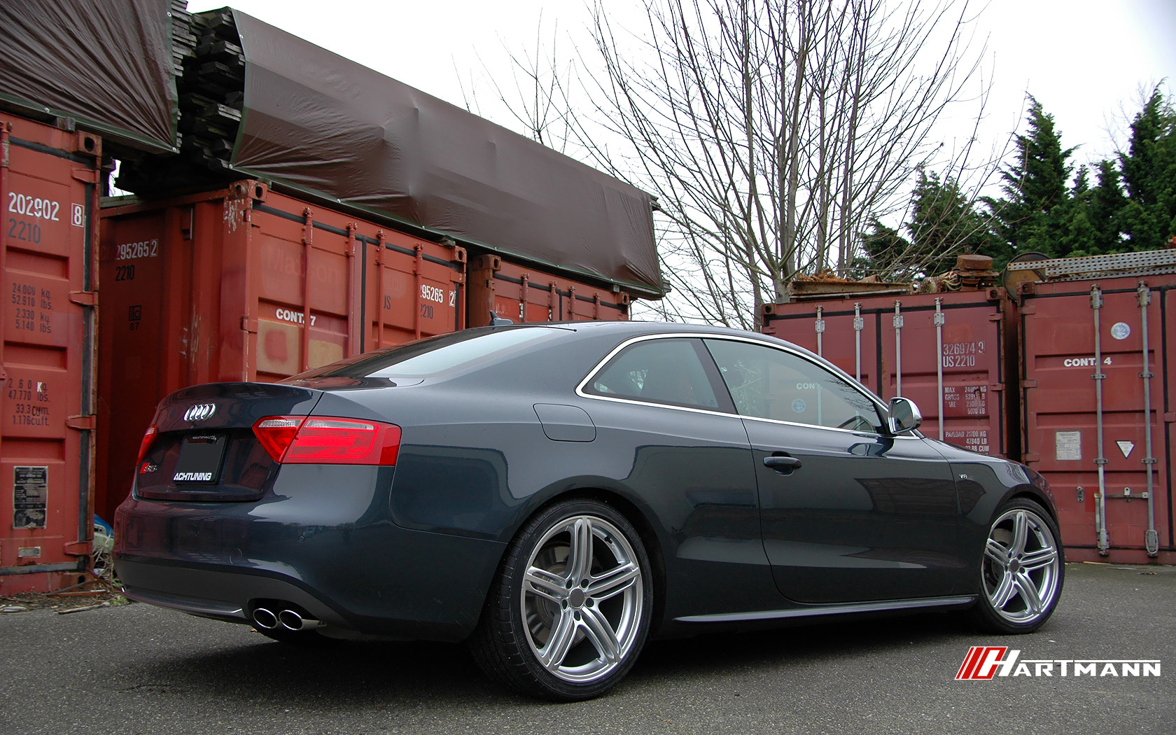 Audi b8 s5 hartmann wheels hrs6 204 gs 19 it2 hwm